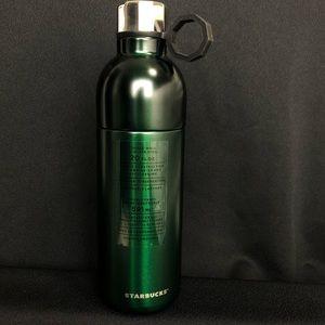 Starbucks Green bottle stainless steel